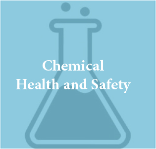 Chemical Health and Safety Logo