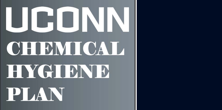 UConn Chemical Hygiene Plan cover image