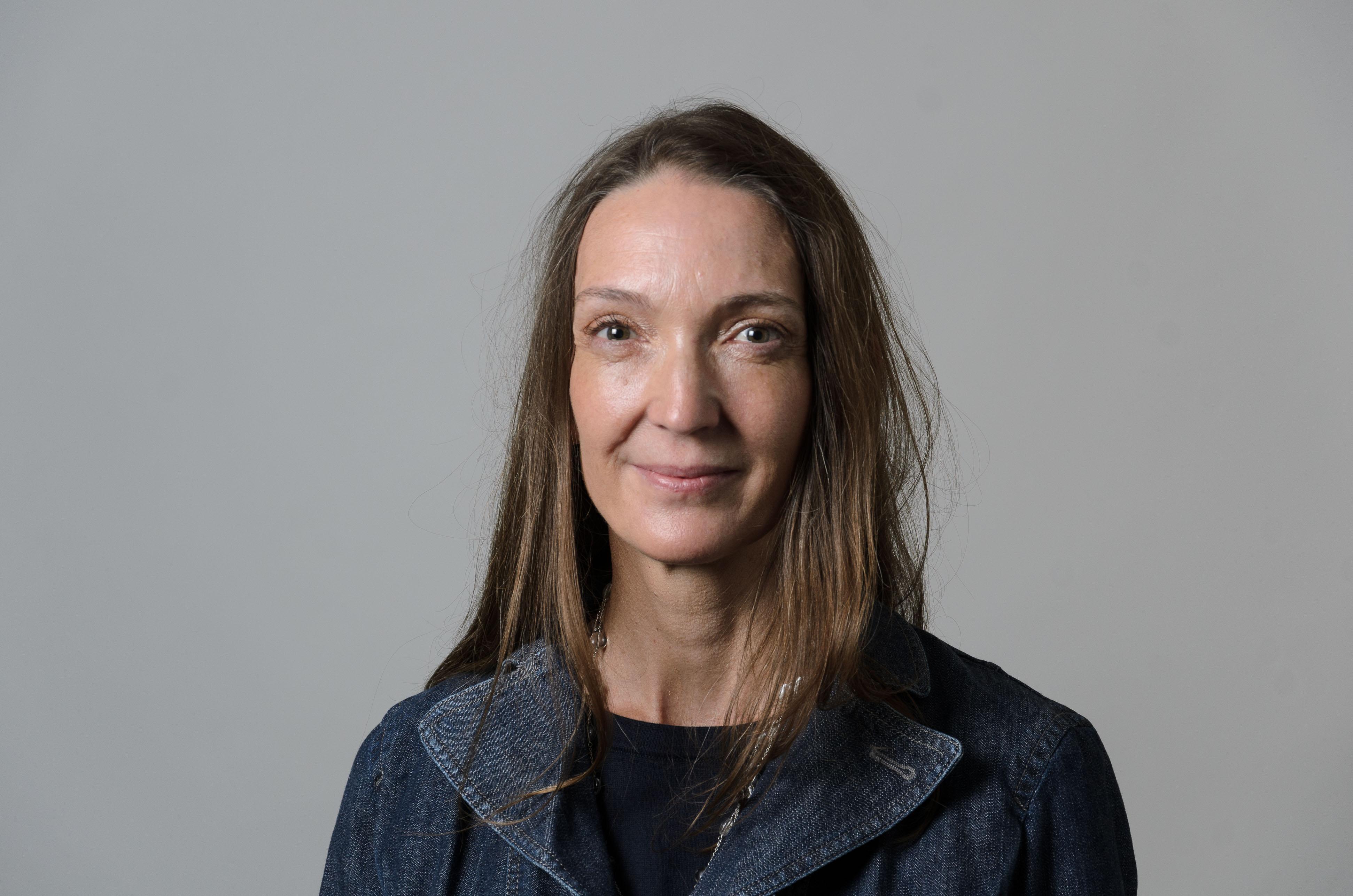 Kate Decker-Warm on Aug. 23, 2018. (Peter Morenus/UConn Photo)