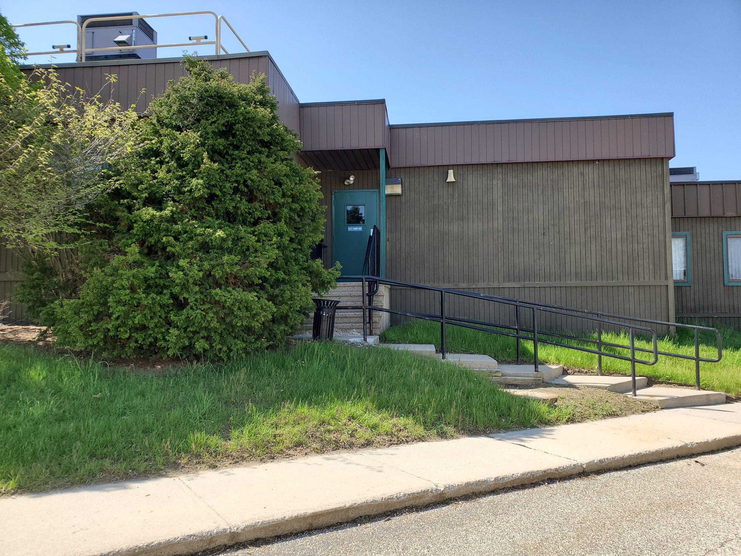 EHS building exterior