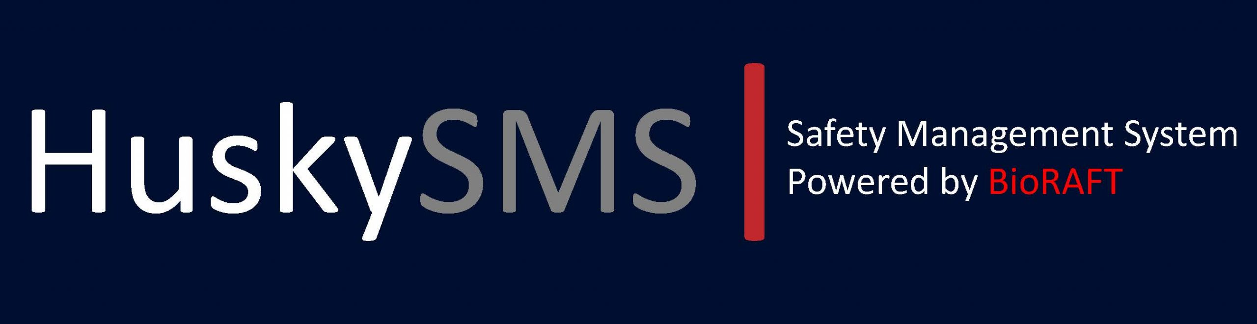 HuskySMS - Safety Management System Powered by BioRAFT