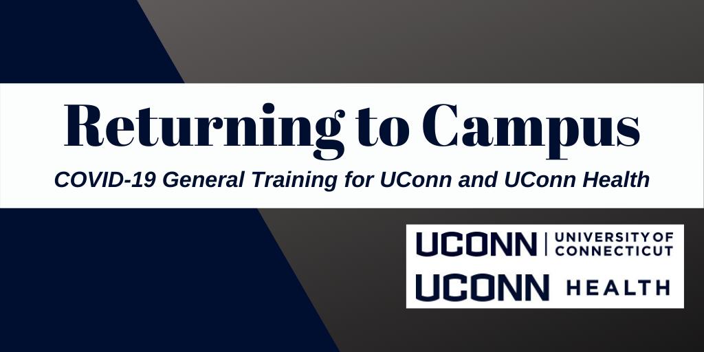 Returning to Campus Logo